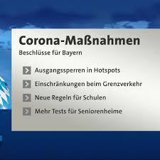 Eltern, die ihre kinder nicht selbst betreuen können, konnten bis einschließlich 22. Corona Massnahmen Der Lander Bayern Will Katastrophenfall Ausrufen Tagesschau De