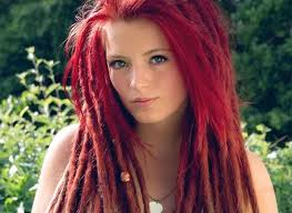 the hottest colored dreadlocks for