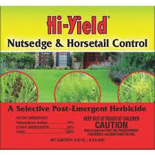 Nutsedge Herbicides Buy Hi Yield Nutsedge Horsetail Control Weed Killer 0 03