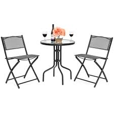<b>Mosaic Bistro 3 Piece</b> Outdoor Table and - Buy Online in Cambodia ...