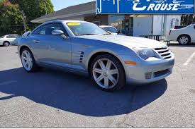 The car i bought is a white 2004 chrysler crossfire. Used Chrysler Crossfire For Sale In York Pa Edmunds