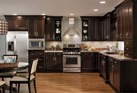 dark stained kitchen cabinets. Wonderful Dark Full Size Of Kitchenhow To Stain Kitchen Cabinets Darker Staining  Before And After  With Dark Stained