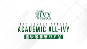Academic All-Ivy - Spring - Ivy League