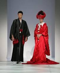 35 best kimono couple images on pinterest japanese kimono Wedding Kimono Male this ultra modern uchikake (wedding kimono wedding kimono for sale
