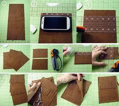 diy wallet phone case best photo justiceforkenny diy leather wallet