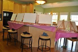 home set up