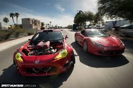 That Ferrari-Engined Toyota GT86 - Speedhunters