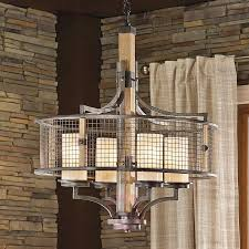 rustic country style chandelier ahrendale 3048322 01