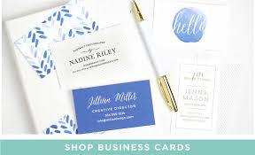Personalized Stationery Business Stationery Basic Invite