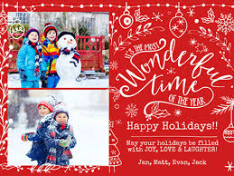 online christmas card personalized online christmas cards smilebox