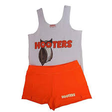 Ripple Junction Hooters Hooters Girl Outfit Costume