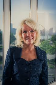 women who lead am congratulations to tammy carnrike detroit regional chamber chief operating officer tammy tells ann thomas she has a great job because she is part of the