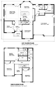 custom house plans. Plain Custom Richmond Hill Two Storey House Plan With Custom House Plans