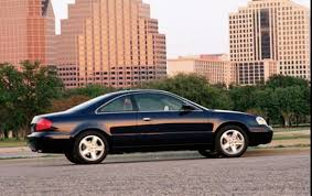 2002 Acura CL - Information and photos - ZombieDrive