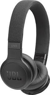 Купить JBL LIVE 400BT black в Москве: цена <b>наушников JBL LIVE</b> ...