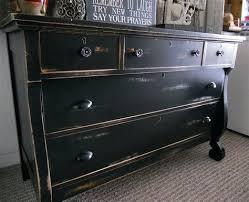 black distressed dresser. Interesting Distressed Black Distressed Dresser Painted Furniture Oasis Fashion Set    With Black Distressed Dresser I