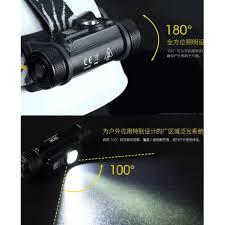 Đèn pin đội đầu mini cao cấp siêu sáng NITECORE HC65 - Hàng nội địa Trung  Quốc giảm chỉ còn 1,160,000 đ