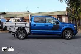 Pickup Truck Aluminium Flatbeds | Norweld Australia