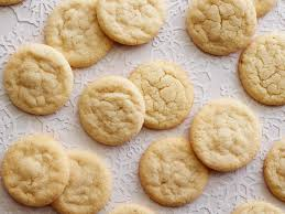 chewy sugar cookies recipe food