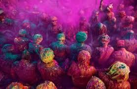होली यानि रंग उमंग और तरंग का सम्मलेन होली कहलाता है. Cm2to4aktlbo0m