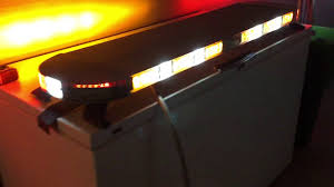 Used Light Bars Tomar Light Bar Amber And Red I Sell Used Light Bars Youtube
