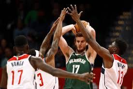 Milwaukee Bucks Depth Chart Dragan Bender Gets Fresh Start With Milwaukee Bucks