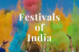 Photo Chart Of Indian Festivals 25 Most Famous Festivals Of India Updated 2020 List In