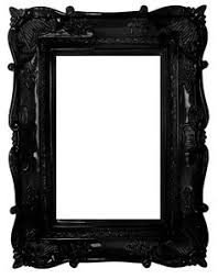 vintage black frame. Frame Black Frames Are Timeless, Simple And Graceful. They Will Never  Go Out Of Style They Fit In Every Decor- Contemporary, Cl. Vintage Black Frame I