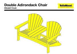 lowes adirondack chair plans. Adirondack Chair Plans Lowes Shop Class . W
