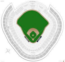 yankee stadium seating chart with row numbers