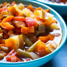 hearty instant pot vegetable soup my