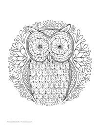 Get crafts, coloring pages, lessons, and more! Free Adult Coloring Pages 35 Gorgeous Printable Coloring Pages To De Stress