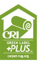 carpet and rug institute green label plus