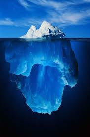 hemingway iceberg principle the best customer experience  sustained silent writing program developing style sustained iceberg jpg hemingway