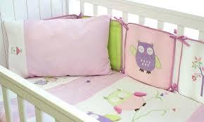 baby owl bedding baby girl owl bedding sets
