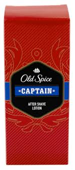 <b>Лосьон после бритья OLD</b> SPICE Captain – купить в сети ...