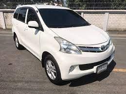 TOYOTA AVANZA 1.5 G ปี 2013 สีขาว เกียร์ Auto รถบ้าน7ที่นั่ง -  Xn--72c3ajd0bi7cxab9b5c6m