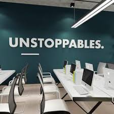 Office wall art Construction Unstoppables Office Wall Art 3d Typography Decor Pvc Inspirational Motivational Work Sucess Decals Stickers Skuunst Etsy 487 Best Office Wall Art Images Anatomy Art Speech Language