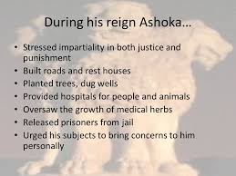 Jainism And Hinduism Venn Diagram Emperor Ashoka Rule By Dhamma When Ashoka Came To Power Bce People