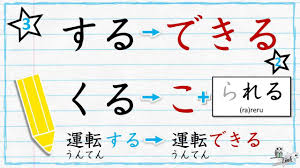 short form negative japanese learn japanese verb conjugation potential form know how to be