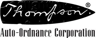 Gun Company Logos Pressroom Logos Auto Ordnance Original Manufacturer Of