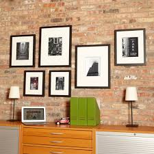 gallery wall for home office modern