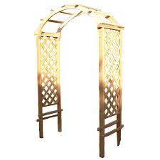 garden arbor lowes. California Home \u0026 Garden 55-in W X 88-in H Water-Base Arbor Lowes C