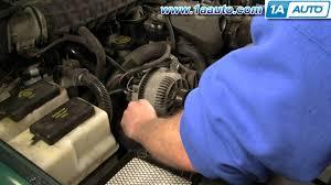 how to install replace alternator ford explorer ranger truck van how to install replace alternator ford explorer ranger truck van mazda 4 0l 94 05 1aauto com