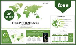 powerpoint map templates global business map powerpoint template