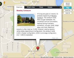 Beasley Coliseum Seating Chart Basketball Find Beasley Beasley Coliseum Washington State University