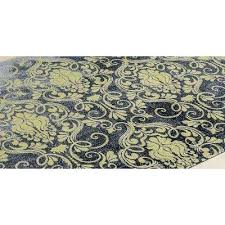 black and gold area rug damask rugs cream red