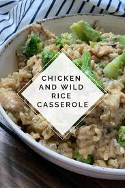 Cooking Light Chicken Rice Casserole Chicken And Wild Rice Casserole Pound Dropper Weight