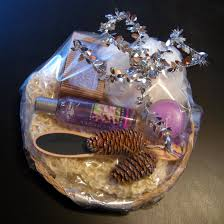 photo of a lavender themed gift her
