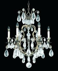 schonbek crystal chandelier chandeliers for replacement parts s rock colored s